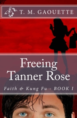 Freeing Tanner Rose Cover